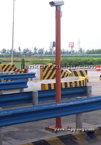 监控墙网提供生产摄像机立杆厂家