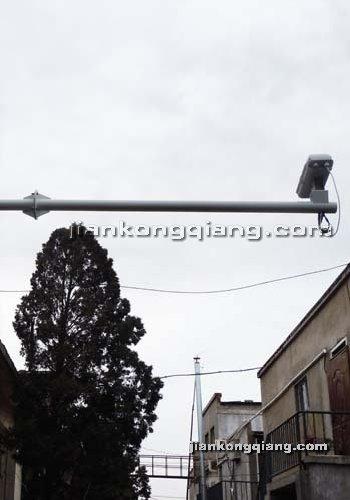 监控墙网提供生产闭路电视监控立杆厂家