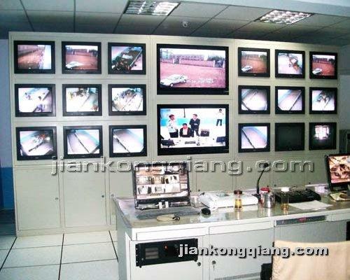 监控墙网提供生产豪华台式监控墙厂家
