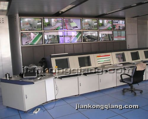 监控墙网提供生产全钢监控墙厂家