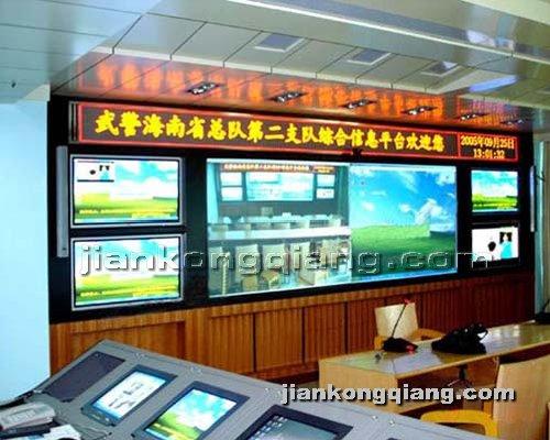 监控墙网提供生产豪华电视墙厂家