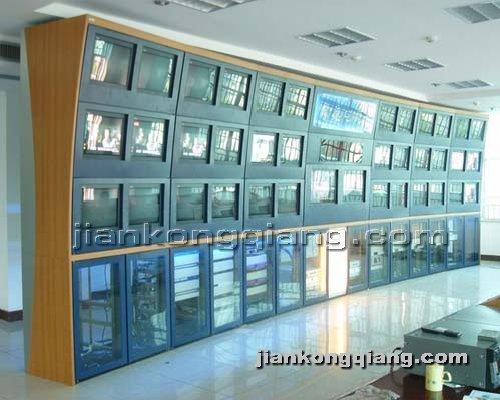 监控墙网提供生产普通监控墙厂家