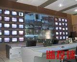18+1孔电视墙