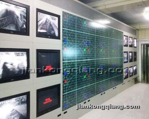 监控墙网提供生产监控系统电视墙厂家