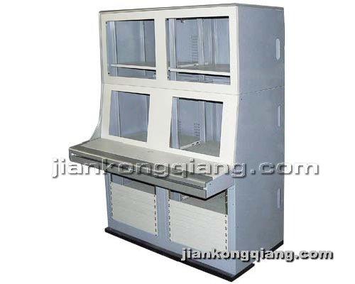 监控墙网提供生产91普通顶箱台厂家